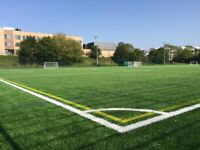 Sunday football in Harborne