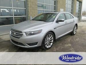 2016 Ford Taurus Limited 3.5L V6, AWD, LEATHER, REMOTE START
