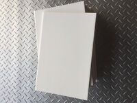 WHITE RECTANGULAR WALL TILES
