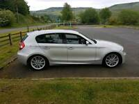 BMW 130i m sport paddle shift 265bhp
