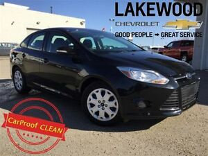 2014 Ford Focus SE (Heated Seats, Bluetooth)