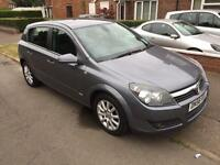 2007 Vauxhall Astra Design 1.8 Auto FSH Long MOT Half Leather Alloys Air Con Auto Lights