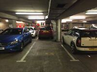 Indoor Secure Car Parking Space - Glasgow Merchant City / City Centre