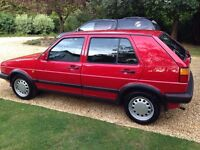 MK 2 Golf Driver, 3 owners, 81,000 miles.