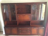 Sideboard for sale large solid wood
