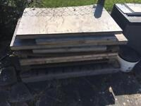 Free ply wood sheets