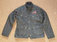 Boys quilted jacket Barbour Steve McQueen edition