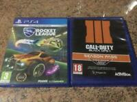 2 PS4 games £15 for both