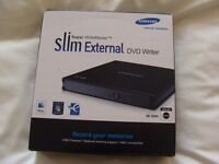 Samsung Slim External DVD Writer