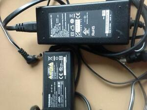 Laptop chargers 100-240v input and 12v out