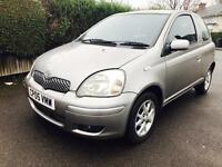 TOYOTA YARIS 1.2 COLOUR COLLECTION 3DR BARGAIN