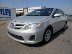 2013 Toyota Corolla SELLING AS IS