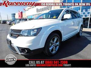 2016 Dodge Journey Crossroad FWD|7 pass.|Leather