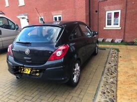 57 plate Vauxhall corsa 1.2 open to offers! :)