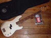 Fender Diamond Anniversary Precision bass 2006 made in Mexico