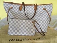 Louis Vuitton neverfull GM bag 100% genuine