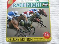 FOR SALE A COMPLETE PACKAGE OF HORSE RACING FUN FOR ALL THE FAMILY AT NO EXPENSE
