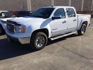 2013 GMC Sierra 1500 LS, Crew Cab, POWER GROUP, 4x4