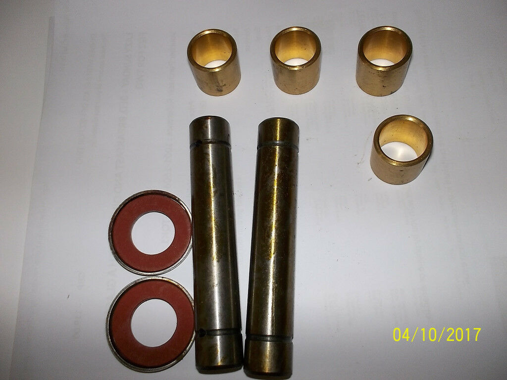 volkswagen beetle 1962 king pin set and other parts