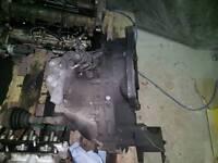VAUXHALL VECTRA C 1.9 CDTI 150HP 6 SPEED MANUAL GEARBOX - F40