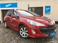 Peugeot 308 1.6 HDI SW SE 5d 2011 - 12 Months MOT upon sale