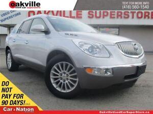 2011 Buick Enclave CXL | AWD | LEATHER | NAVI | B/U CAM | 7 PASS