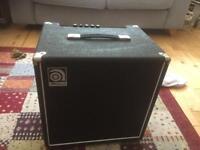 Amped ba 112 bass amp