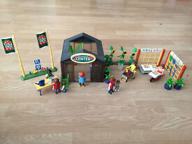 Playmobil Flower Shop