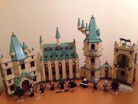 Harry Potter Lego : hogwarts castle (4842)