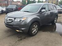 2008 Acura MDX All-wheel Drive
