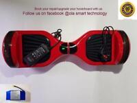 Original smart balance hoverboard Segway board with Samsung battery