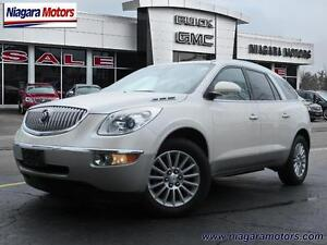 2010 Buick Enclave CXL FWD - Leather front bucket seats, 7 passe