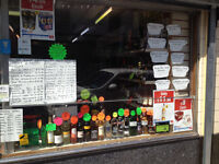 Off Licence for sale. Belper, Derbyshire £69950 offers