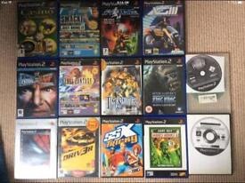 PlayStation 2 games £5 for all of them