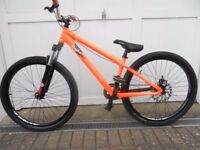 Commencal Absolut Maxmax dirt jump bike for sale