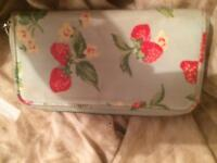 Cath kidston strawberry large purse