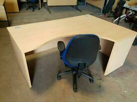 Extra Large Corner Desk ( no 1)