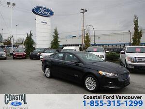 2014 Ford Fusion SE TECH PKG.