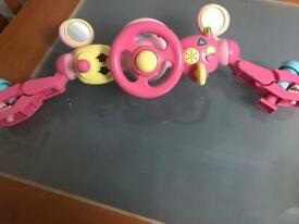 Baby toys from pet&smoke free home