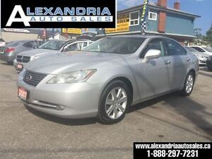 2007 Lexus ES 350 leather/roof/certified
