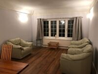 One bedroom luxury furnished flat in private road, Merrow Guildford with parking