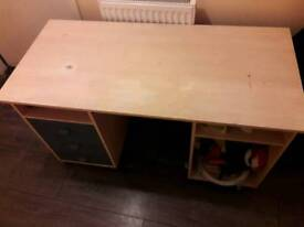 Computer dressing table