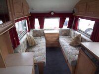 Luxury Touring Caravan to Rent