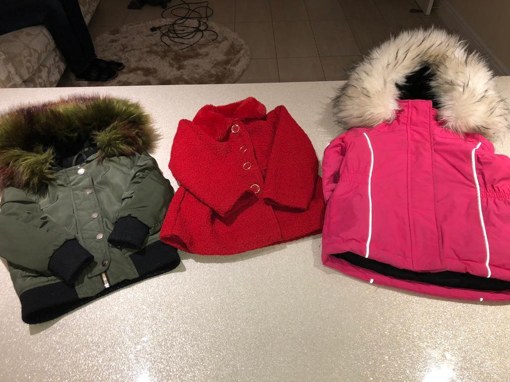 f1245b1c5cc9 Little girls coats age 2-3 years old