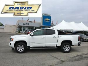 2015 GMC Canyon SLE CREW 2WD, R.START, R.CAM, LOCAL TRADE!!!