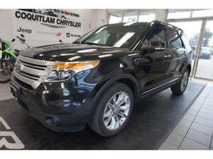 2014 Ford Explorer XLT- SUNROOF, NAV, LEATHER!