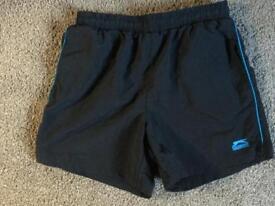 Boys age 11-12 Slazenger swimming shorts