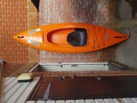 Winner thunder kayak £250