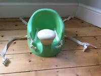 Baby chair bebepod flex like bumbo high chair booster seat prince lionheart
