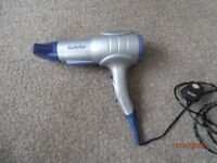 Babyliss Hair Dryer.
